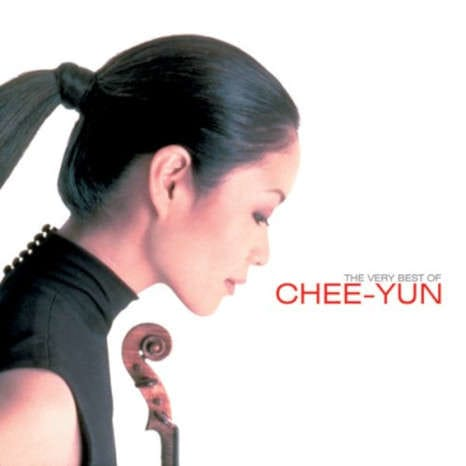 The Very Best of Chee-Yun album cover